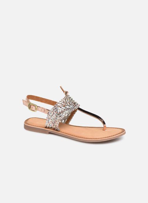 Sandales et nu-pieds Gioseppo 44161 Argent vue détail/paire