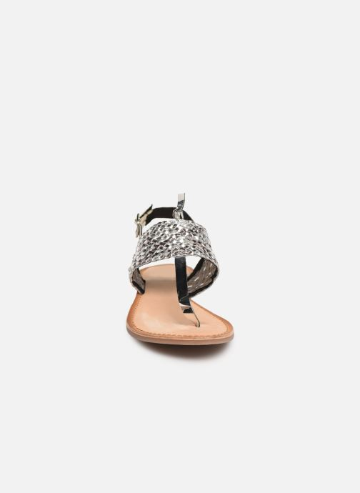 Sandals Gioseppo 44161 Silver model view
