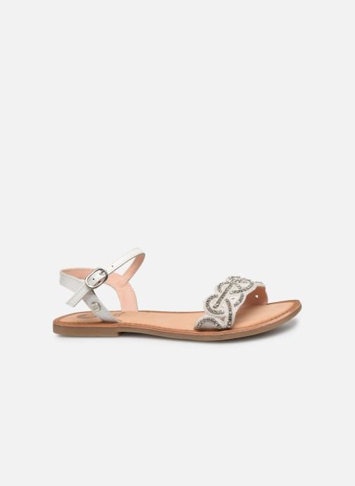 Sandals Gioseppo 45015 White back view