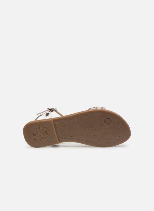 Sandali e scarpe aperte Gioseppo 45015 Bianco immagine dall'alto