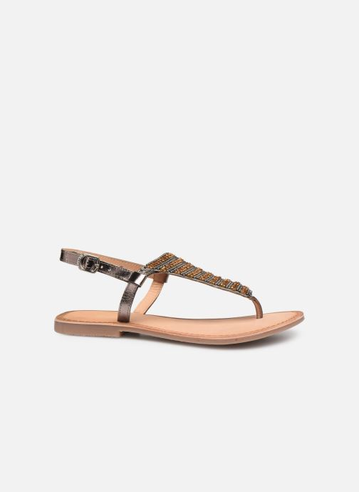 Sandals Gioseppo 45277 Silver back view