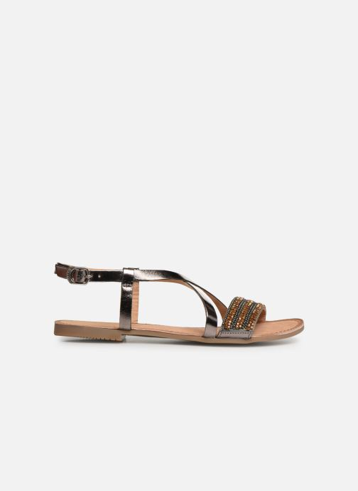 Sandals Gioseppo 45278 Silver back view