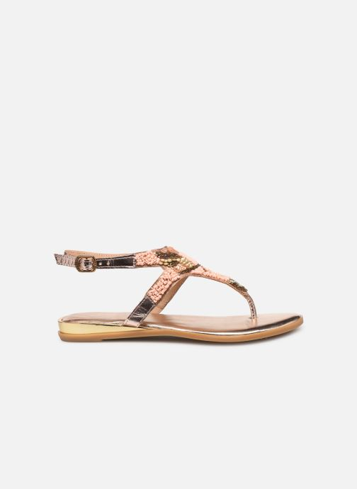 Sandals Gioseppo 45281 Pink back view