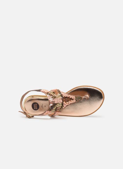 Sandali e scarpe aperte Gioseppo 45281 Rosa immagine sinistra