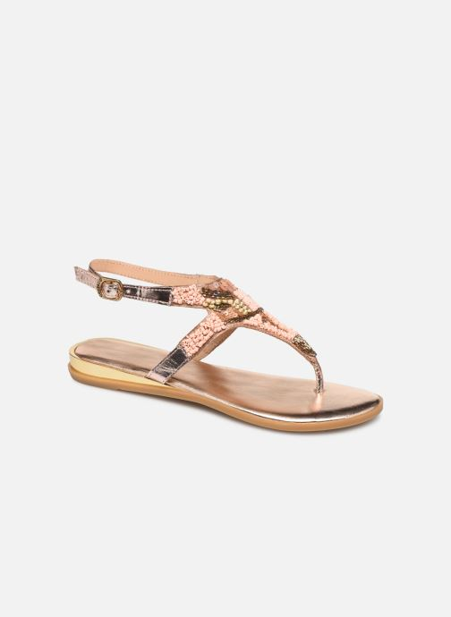 Sandals Gioseppo 45281 Pink detailed view/ Pair view