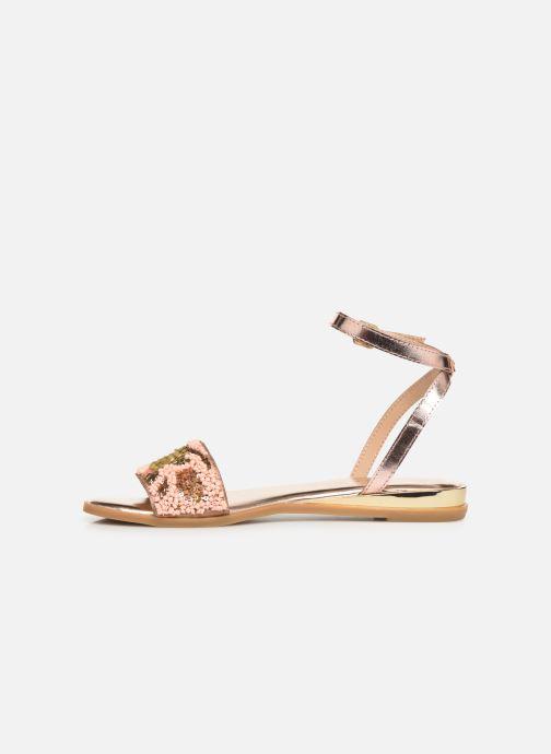 Sandali e scarpe aperte Gioseppo 45282 Rosa immagine frontale