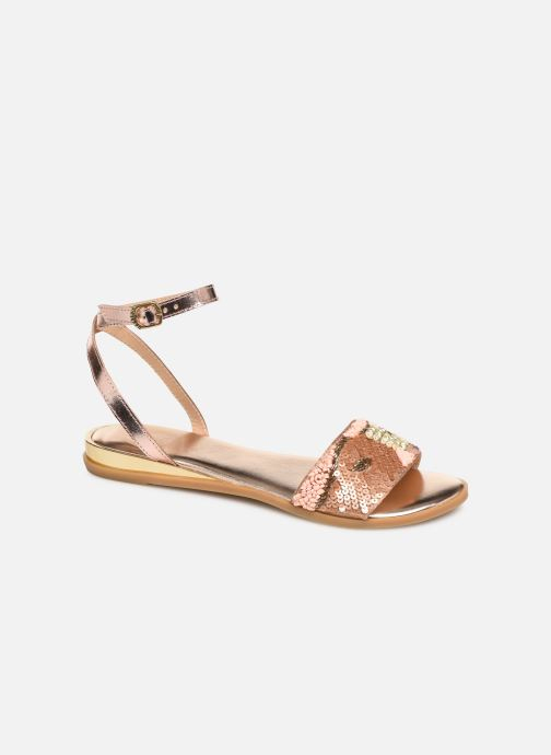 Sandals Gioseppo 45282 Pink detailed view/ Pair view