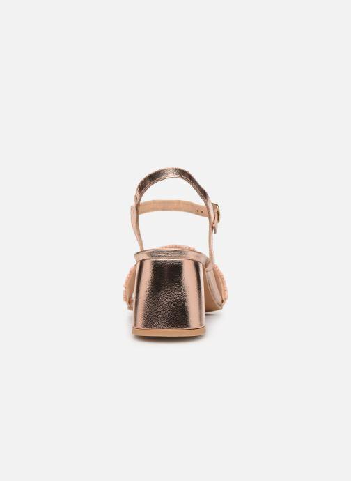 Sandali e scarpe aperte Gioseppo 45283 Beige immagine destra