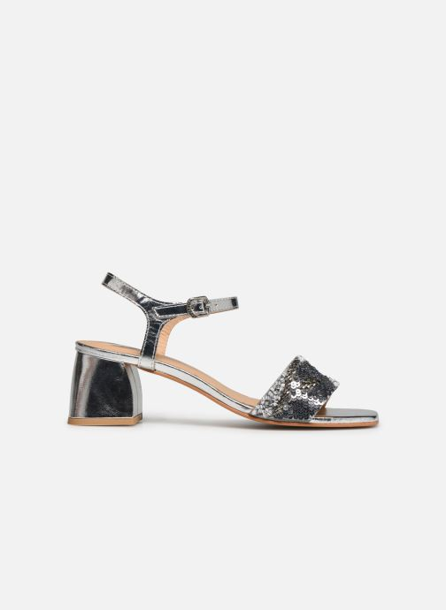 Sandals Gioseppo 45283 Silver back view