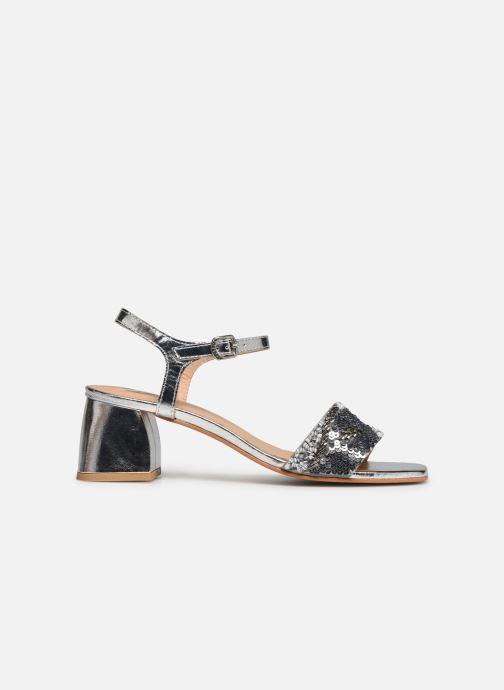Sandales et nu-pieds Gioseppo 45283 Argent vue derrière