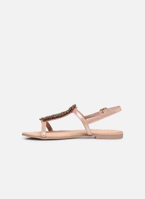Sandales et nu-pieds Gioseppo 45308 Rose vue face