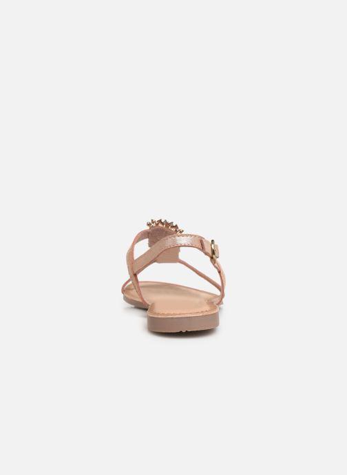 Sandales et nu-pieds Gioseppo 45308 Rose vue droite