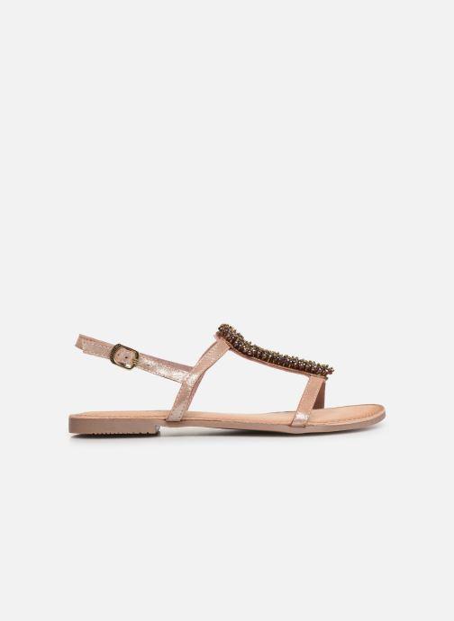 Sandales et nu-pieds Gioseppo 45308 Rose vue derrière