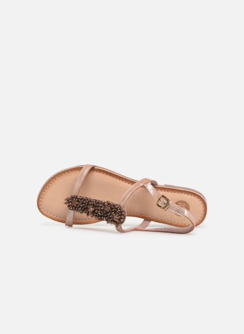 Sandals Gioseppo 45308 Pink view from the left