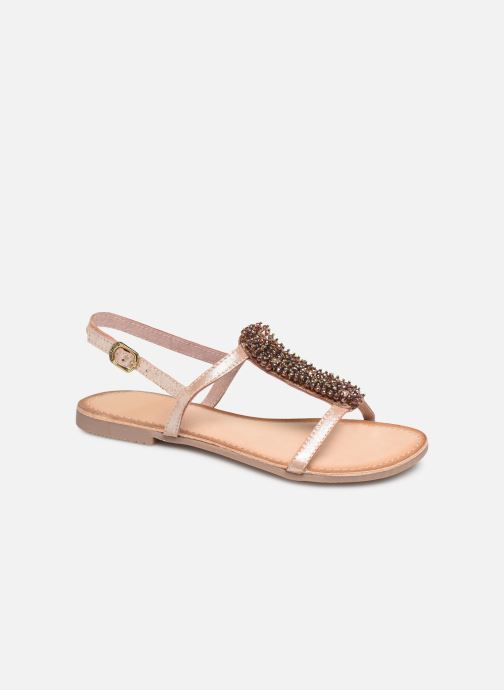 Sandals Gioseppo 45308 Pink detailed view/ Pair view