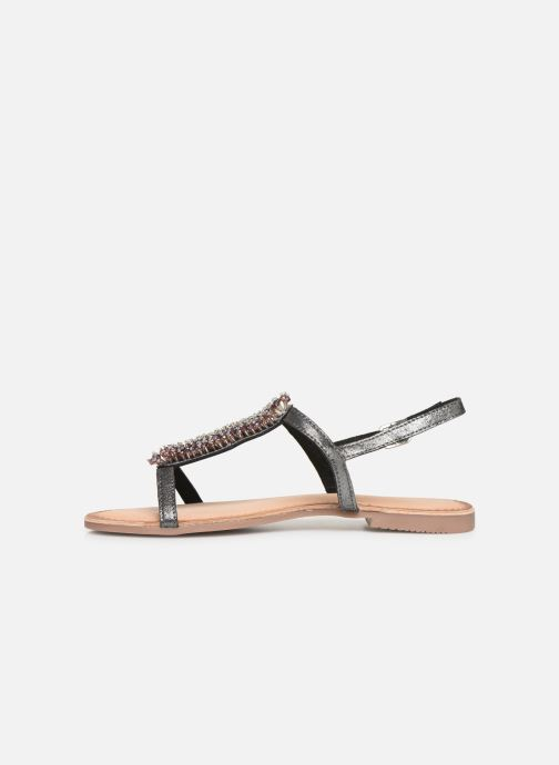 Sandals Gioseppo 45308 Silver front view