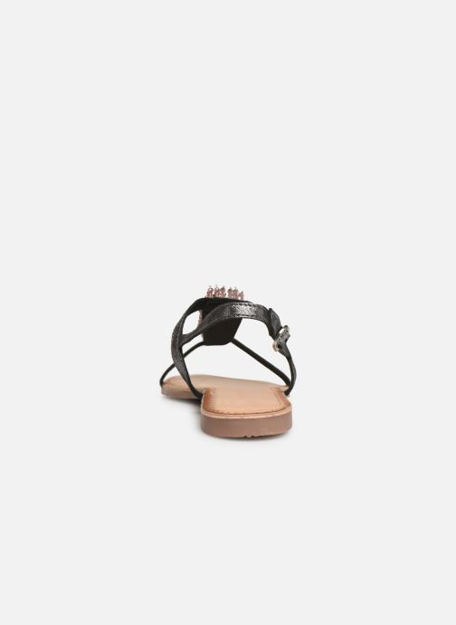 Sandals Gioseppo 45308 Silver view from the right