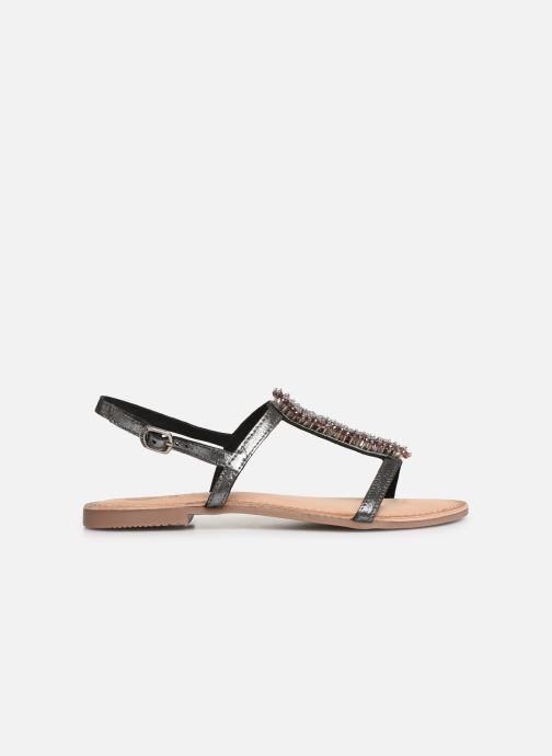 Sandals Gioseppo 45308 Silver back view