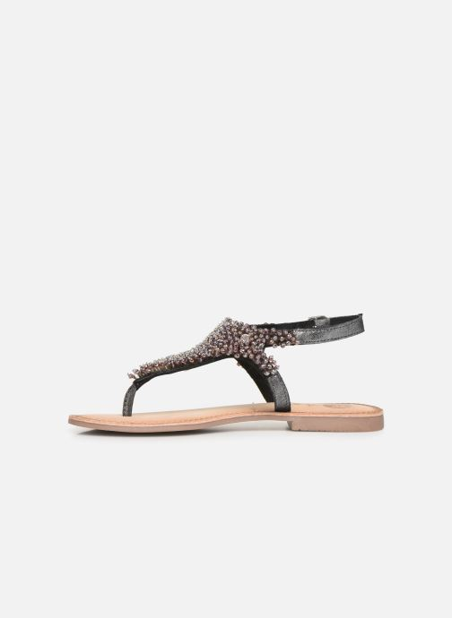 Sandals Gioseppo 45309 Silver front view