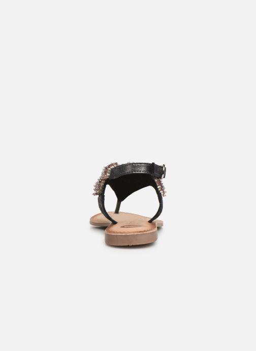Sandalen Gioseppo 45309 silber ansicht von rechts