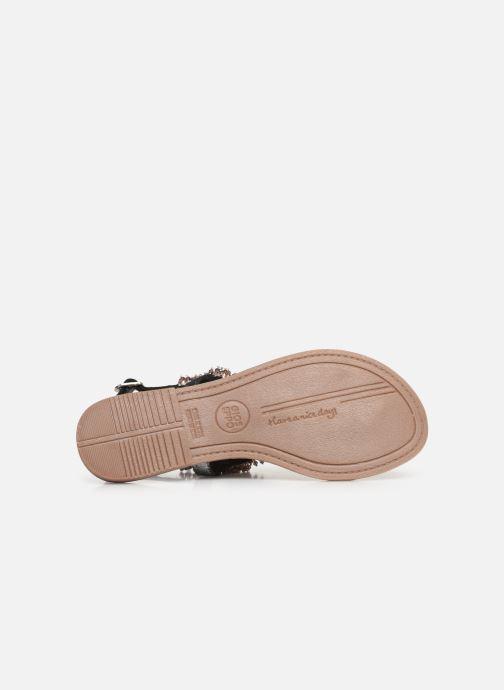Sandali e scarpe aperte Gioseppo 45309 Argento immagine dall'alto