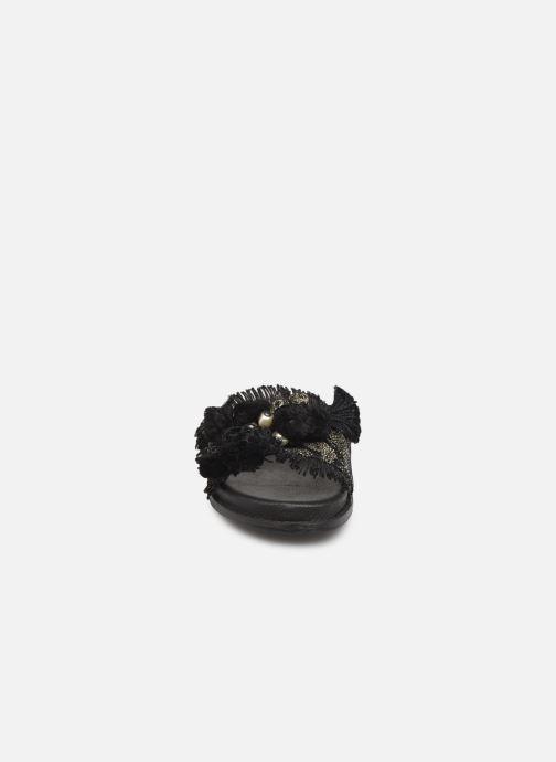 Mules et sabots Gioseppo 45327 Noir vue portées chaussures
