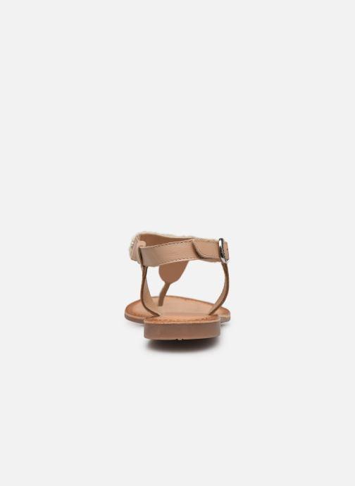 Sandalen Gioseppo 45338 Beige rechts