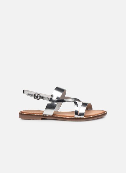 Sandales et nu-pieds Gioseppo 45382 Argent vue derrière