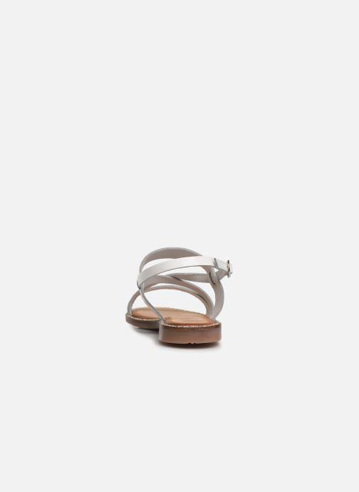 Sandales et nu-pieds Gioseppo 45382 Blanc vue droite