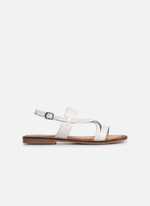 Sandals Gioseppo 45382 White back view