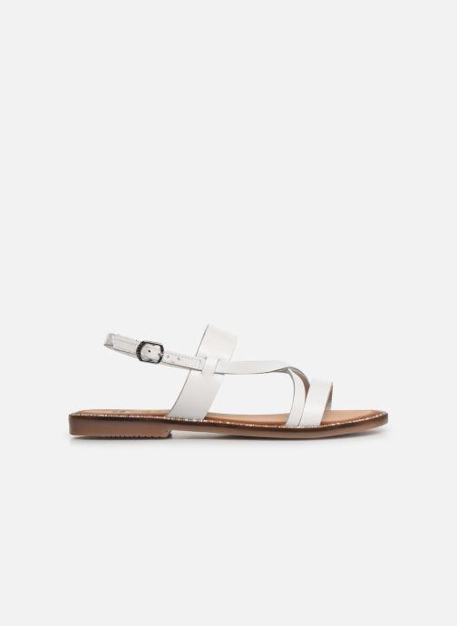 Sandales et nu-pieds Gioseppo 45382 Blanc vue derrière