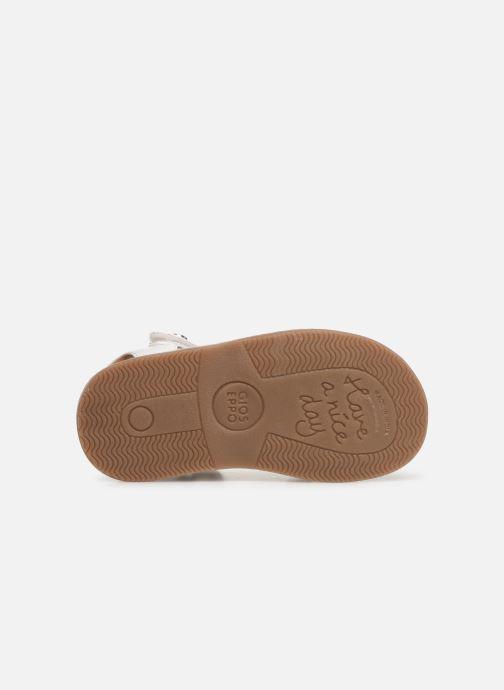 Sandali e scarpe aperte Gioseppo Roven Bianco immagine dall'alto
