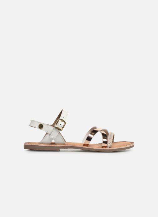 Sandali e scarpe aperte Gioseppo Foligno Bianco immagine posteriore