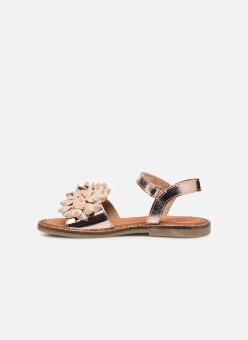 Sandales et nu-pieds Gioseppo 47882 Rose vue face