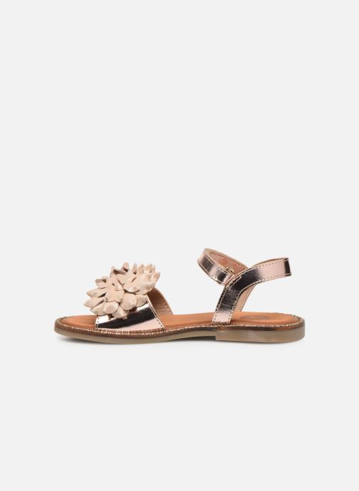 Sandals Gioseppo 47882 Pink front view