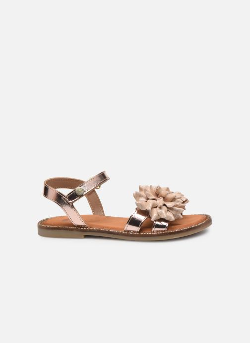 Sandals Gioseppo 47882 Pink back view