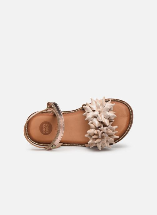 Sandales et nu-pieds Gioseppo 47882 Rose vue gauche