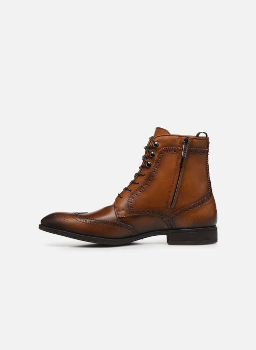 Boots en enkellaarsjes Giorgio1958 GIULIANO Bruin voorkant