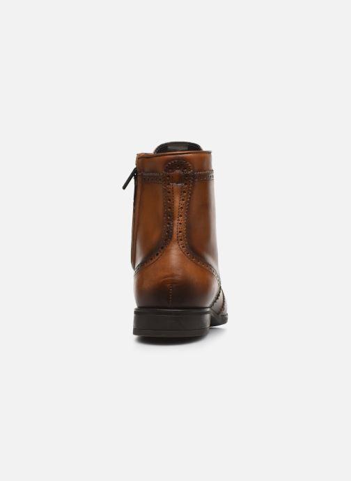 Boots en enkellaarsjes Giorgio1958 GIULIANO Bruin rechts