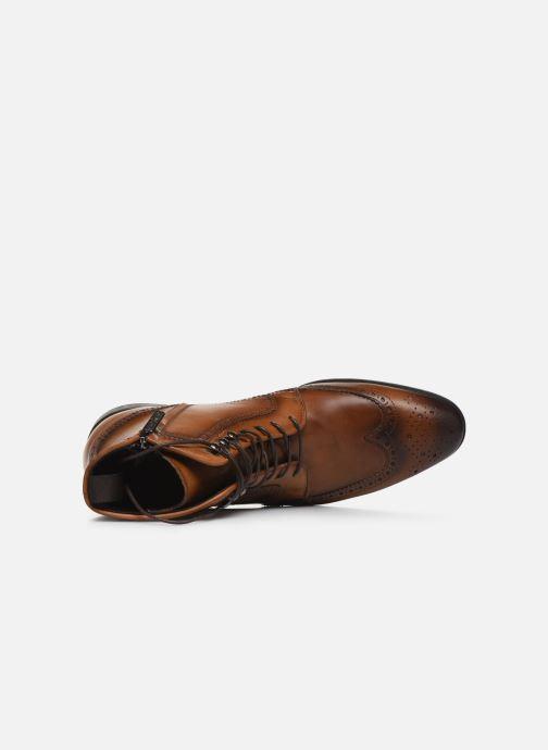 Boots en enkellaarsjes Giorgio1958 GIULIANO Bruin links