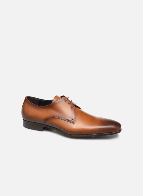 Chaussures à lacets Giorgio1958 GIALLO Marron vue détail/paire