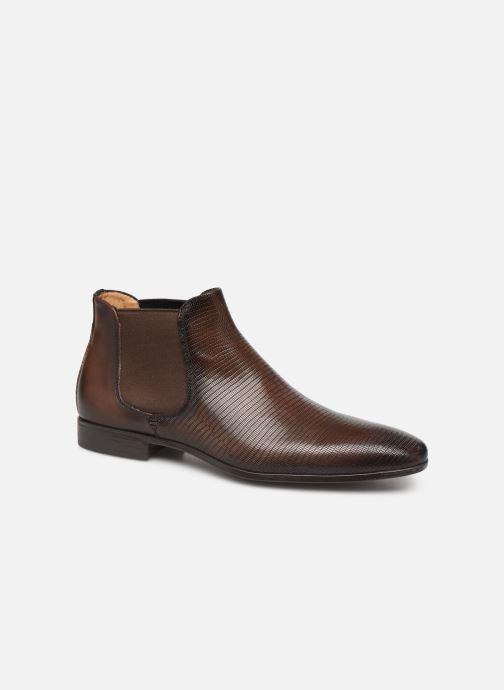 Bottines et boots Giorgio1958 GABY Marron vue détail/paire