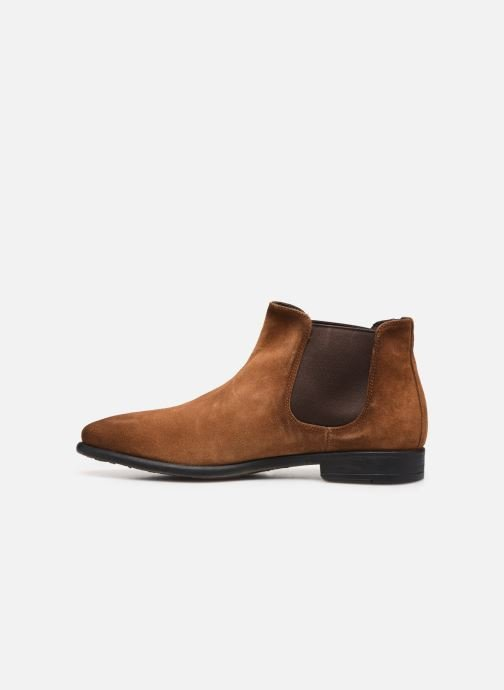Ankle boots Giorgio1958 GASTONE Brown front view