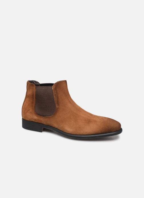 Ankle boots Giorgio1958 GASTONE Brown detailed view/ Pair view
