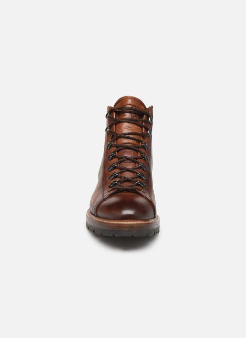 Bottines et boots Giorgio1958 GIAN Marron vue portées chaussures