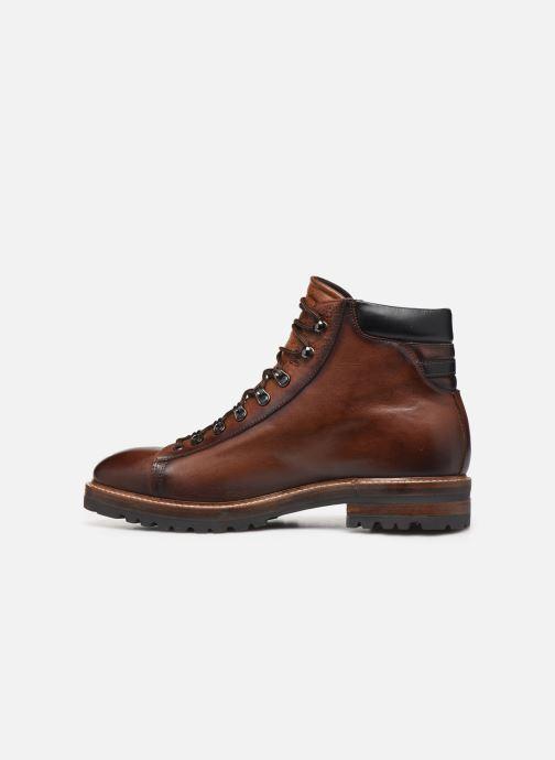 Bottines et boots Giorgio1958 GIAN Marron vue face