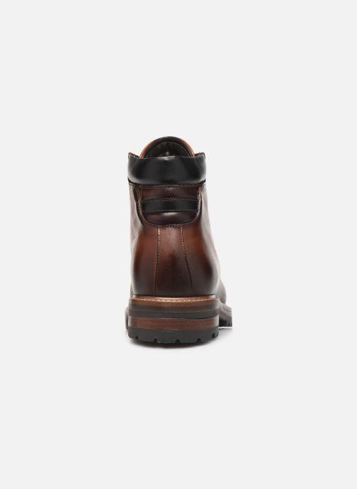 Bottines et boots Giorgio1958 GIAN Marron vue droite