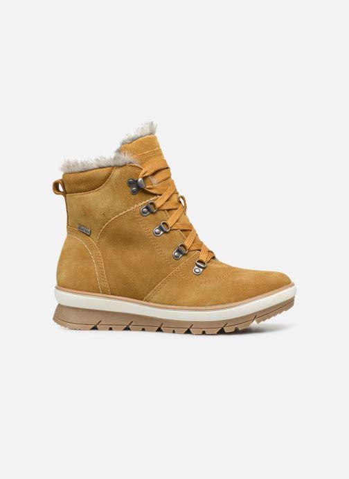 Bottines et boots Jana shoes SAFRAN Jaune vue derrière