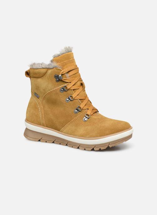 Bottines et boots Jana shoes SAFRAN Jaune vue détail/paire