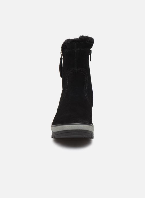 Bottines et boots Jana shoes RAMIA Noir vue portées chaussures